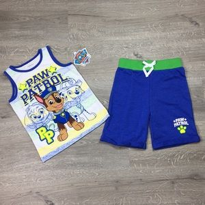 Other - Paw Patrol Toddler 2 pc set 5T